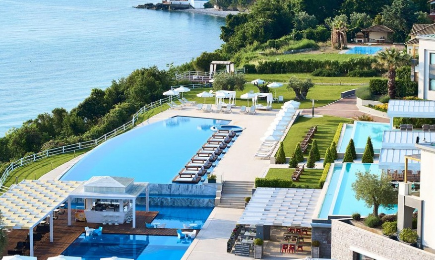 Cavo Olympo Luxury Resort & Spa ★★★★★