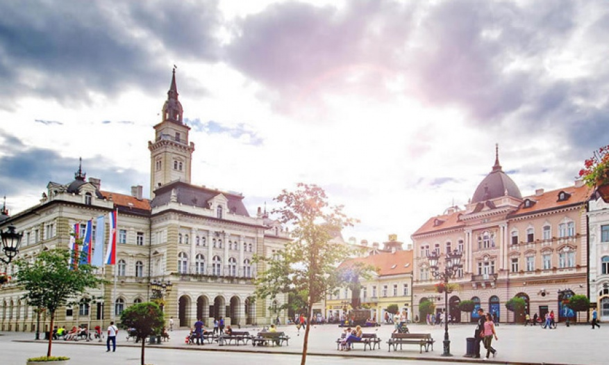 Novi Sad and Sremski Karlovci - Gems of Northern Serbia