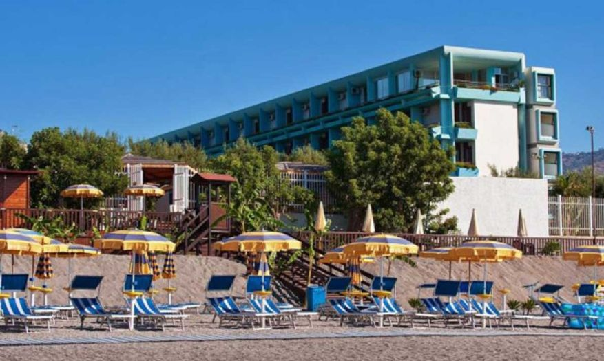 Atahotels Naxos Beach Resort ★★★★