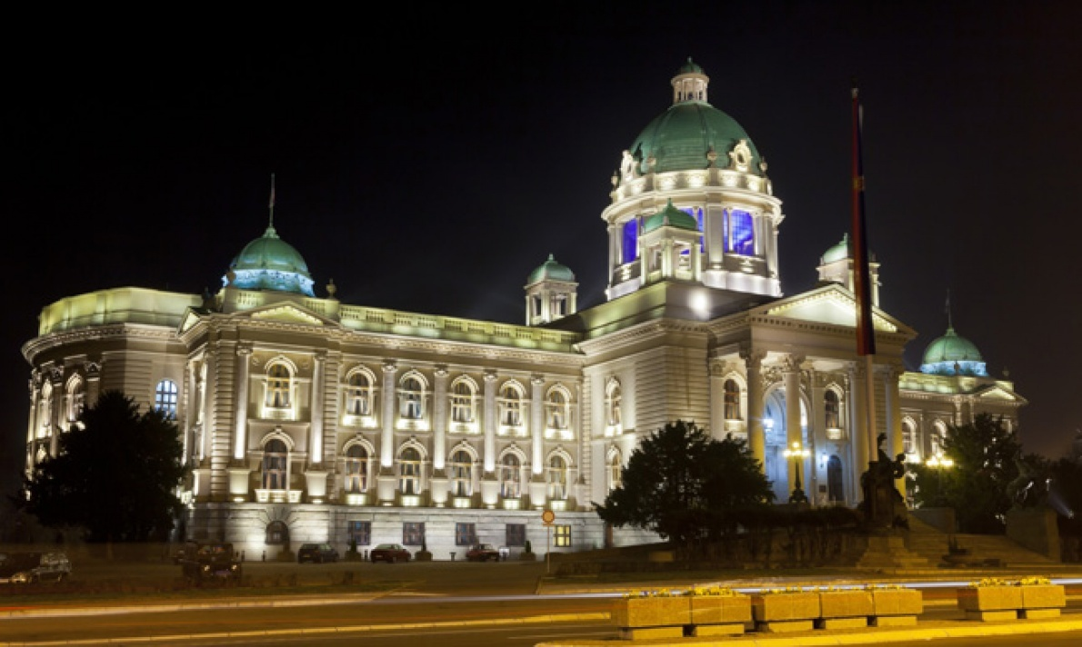 Belgrade City Highlights Sightseeing Tour